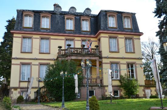 Hotel Le Manoir : manoir