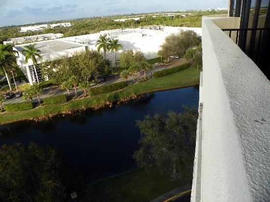 Embassy Suites by Hilton Boca Raton: View to the coast