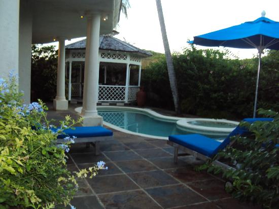 Cotton Bay Village: Villa Pool, Hot Tub, Gazebo