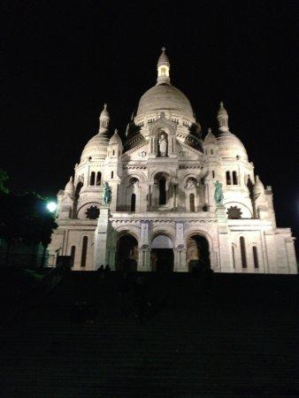 Avalon Hotel Paris: Sacre Coeur