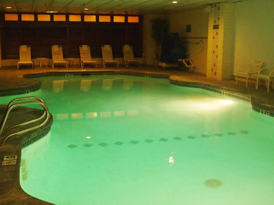 Indoor Pool Picture Of Denver Marriott Tech Center Denver Tripadvisor