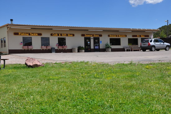 Flaming Gorge Recreation Services Cafe