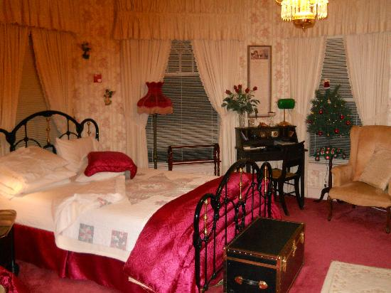 Elloree Bed and Breakfast: Angel Room
