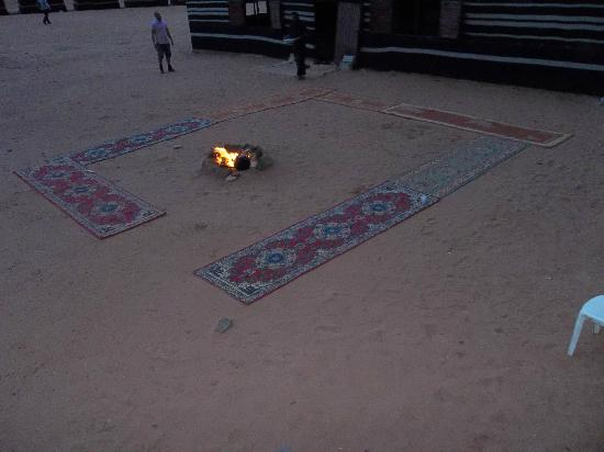 Bedouin Traditions Camp: setting
