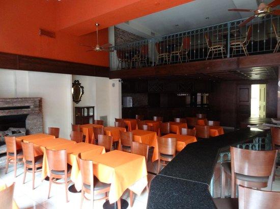 BA Central Hotel: Restaurante