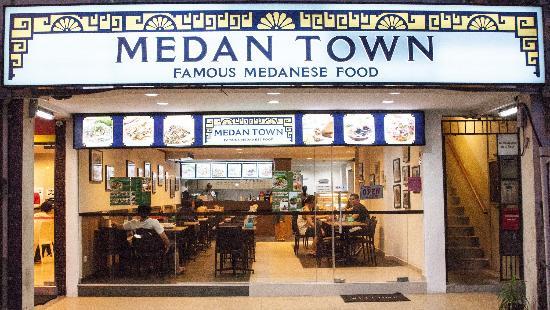 Medan Town