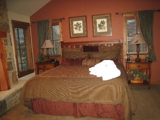 ذا بورتشيز أوف ستيمبوت سبرينجز: Bedroom