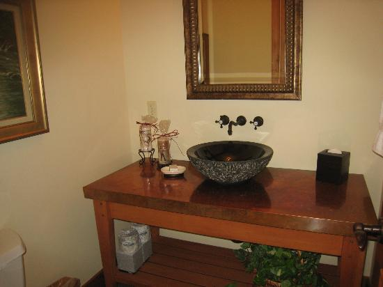 斯廷博特泉門廊飯店張圖片