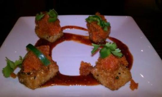 Ra Sushi: Crispy Spicy Tuna