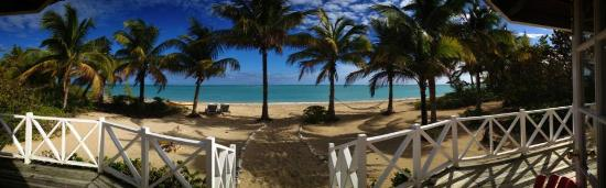 Kamalame Cay: Panoramic Shot of Wild Dilly View