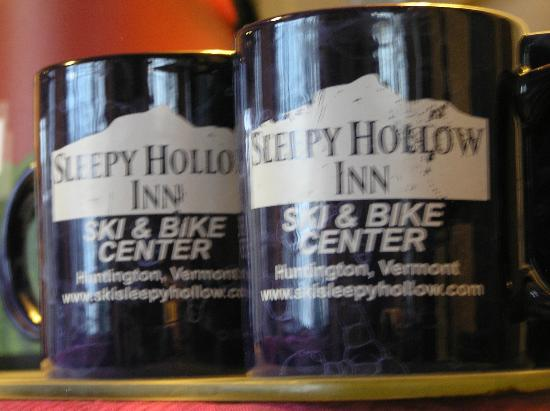 Sleepy Hollow Inn: Mugs