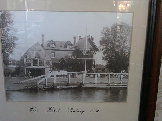 The Weir Hotel: Times Past