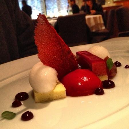 Le Bernardin: plum