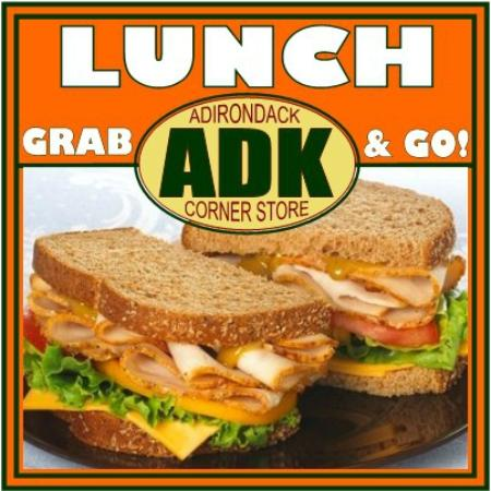 Adirondack Corner Store and Deli: Grab & Go Lunches!