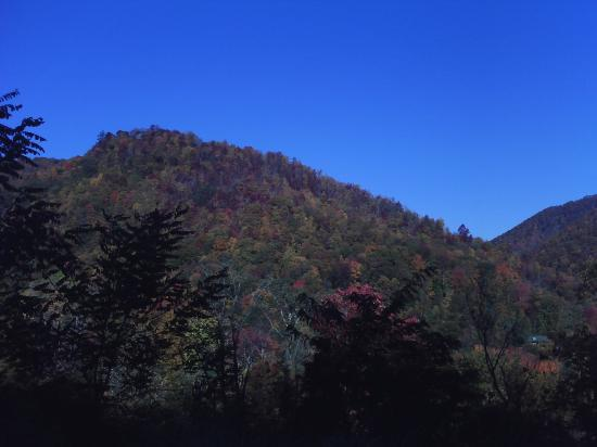 North Carolina Mountains, NC: Blue Ridge scenery