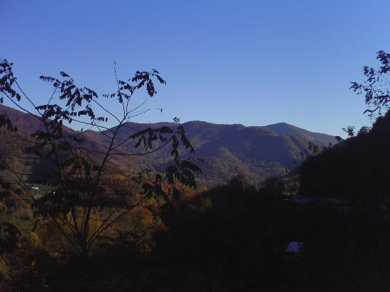 North Carolina Mountains, Karolina Północna: Blue Ridge Scenery