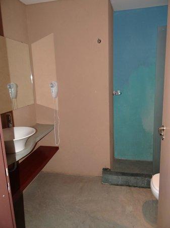 Alma del Plata Buenos Aires Hotel & Apart: Banheiro