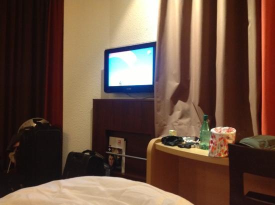 Ibis Metz Centre Gare : room