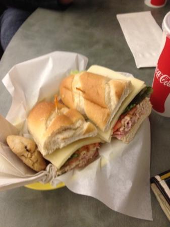 Doc's Gourmet Sandwich Express