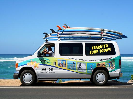 Surf Hawaii Surf School