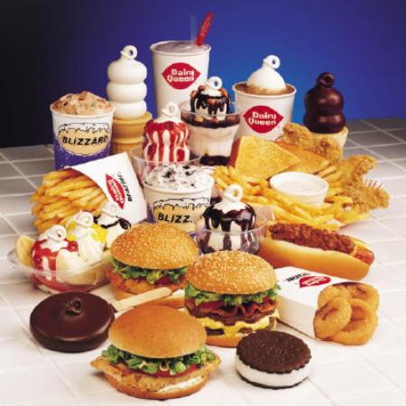 Fast Food Charlottetown