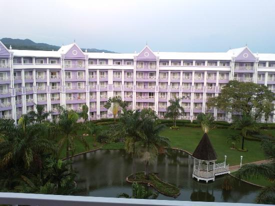 Hotel Riu Ocho Rios: The western side of the third phase of thr Riu