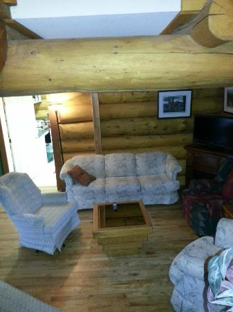 برينستون كاسل ريزورت: Living Room area Lodge