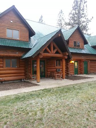 Princeton Castle Resort: Lodge
