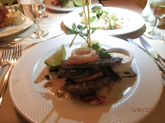 TRS Yucatan Hotel: Yummy!
