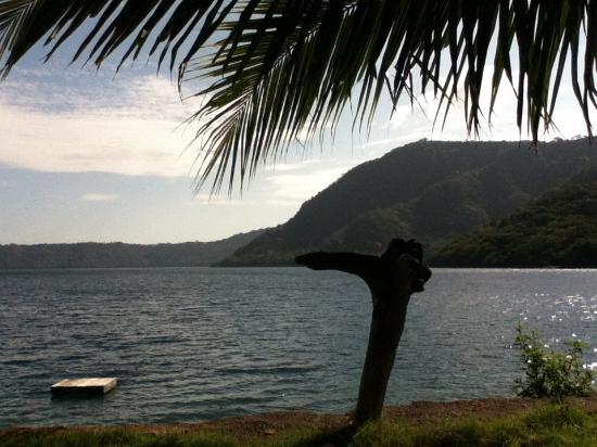 Apoyo Lodge: Laguna