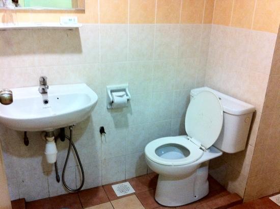 MITC Ancasa Hotel Melaka: A toilet
