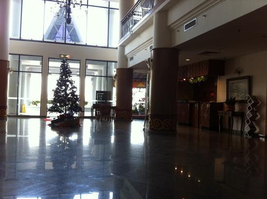 MITC Ancasa Hotel Melaka: The lobby