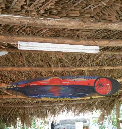 Mariscos El Compa Chava Decor | FUN!