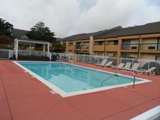 Quality Inn & Suites Pensacola Bayview: Sparkling Swimming Pool