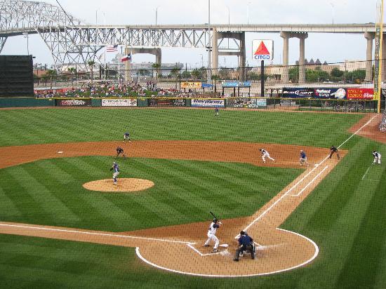 Corpus Christi, Teksas: Whataburger Field