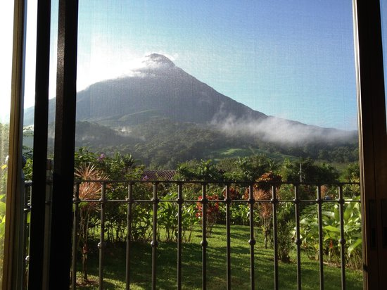 Arenal Kioro: Panoramic view!