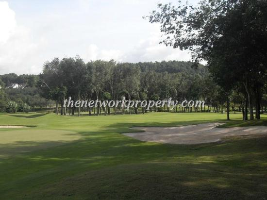 Blue Canyon Country Club: golf course
