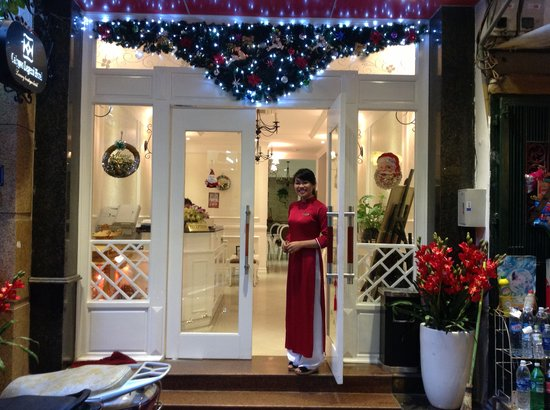 Calypso Suites Hotel: Calypso Legend Merry Christmas & Happy new year !