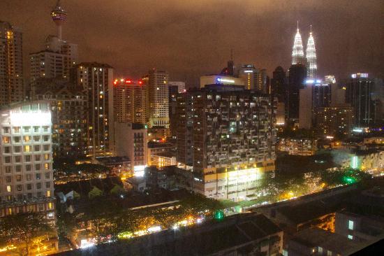 The Royale Bintang Kuala Lumpur: Room view