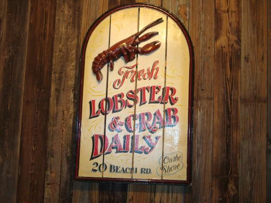 Red Lobster: good place for dinner