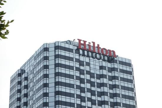 Hilton Los Angeles/Universal City: Exterior