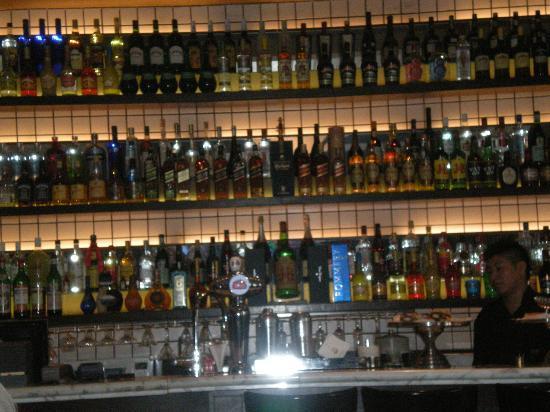 Damblee: Botellería del Bar