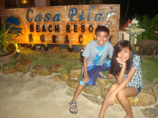 Casa Pilar Beach Resort: souvenir