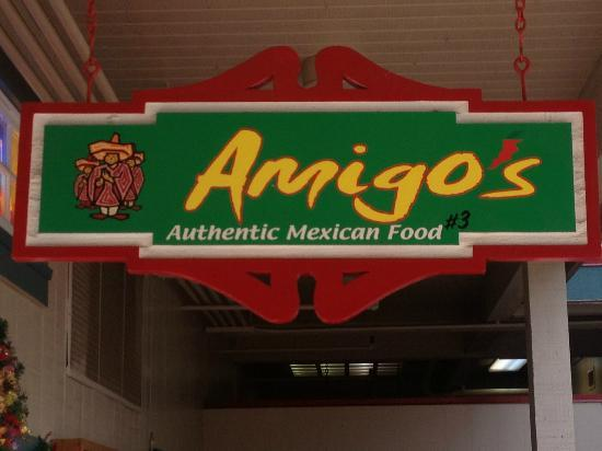 Amigo's: Authentic inside and out