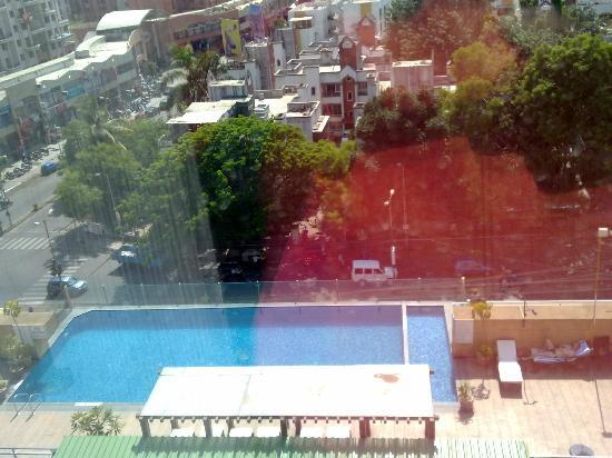 Royal Orchid Central Pune: Pool Area