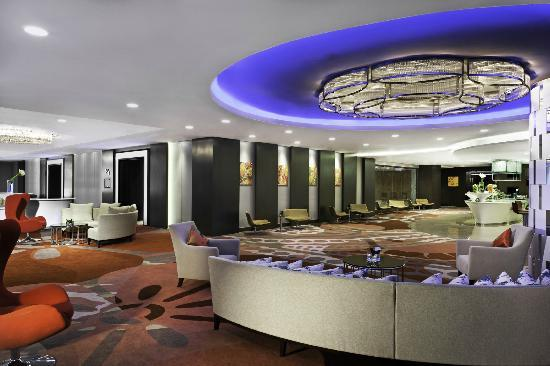 Sheraton Imperial Kuala Lumpur Hotel: @M Floor Foyer