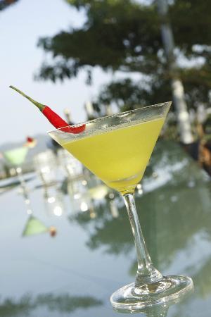 360 ̊ Bar: 360° Bar, ultimate spicy cocktail!