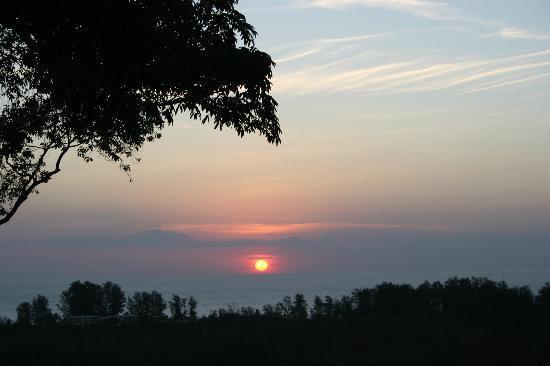 360 ̊ Bar: 360° Bar, Sunset