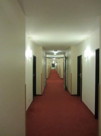 Mercure Hotel Duesseldorf Seestern : Hotel & grounds