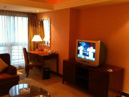 Wanhe Yalong International Hotel Shanghai : Modern and Spacious Rooms